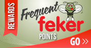 Earn Frequent Feker Points when you buy classic bike parts